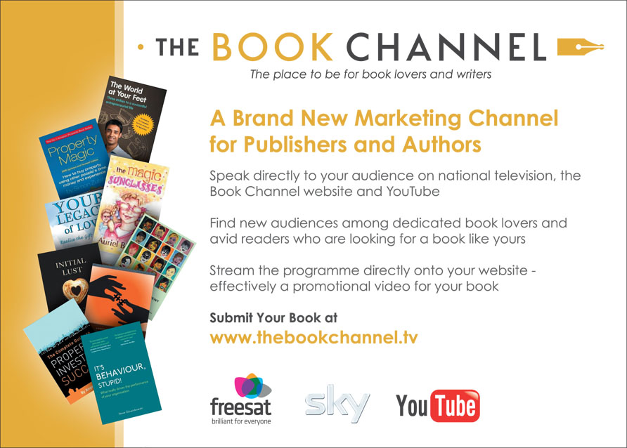 the book channel tv vanity or a break for authors the